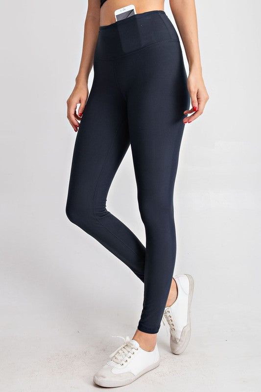 Lux Butter Soft Black Leggings