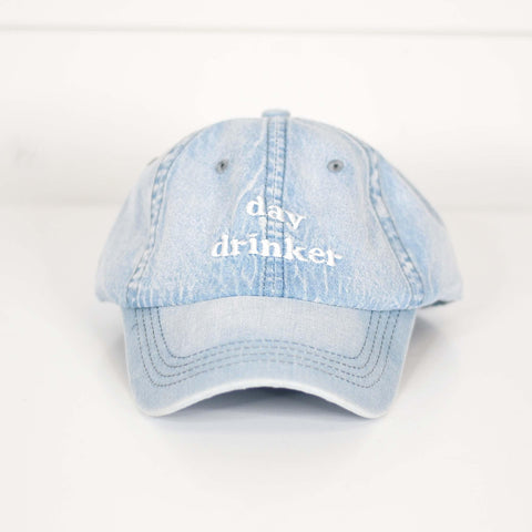 Day Drinker Denim Cap