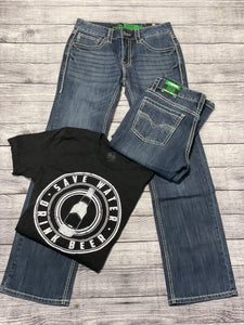 Men's Rock & Roll Denim- Pistol