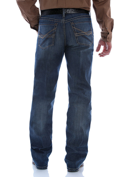 Cinch Men's Grant Relaxed Fit- Medium Stonewash