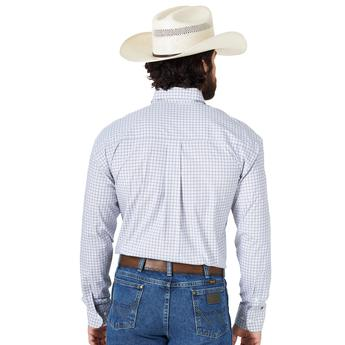 Wrangler Men's George Strait Pocket- Navy