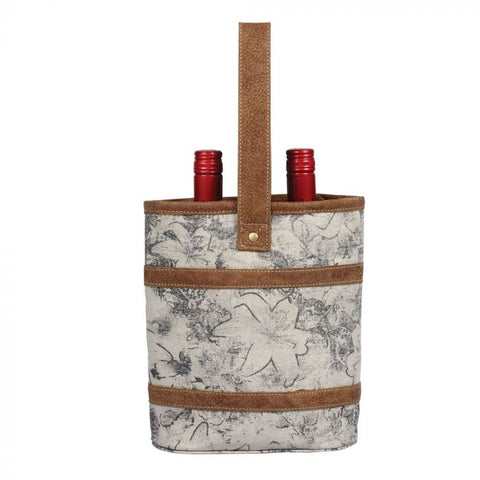 Myra Bliss Double Wine Bag