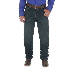 Wrangler Men's 20X Advanced Comfort 01 Competition Relaxed Jean- Rootbeer