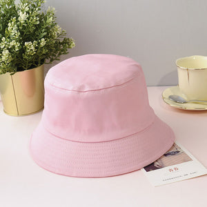Summer Foldable Bucket Hat