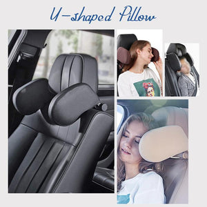 U-shaped Pillow for Car