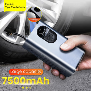 Portable Electric Tyre Tire Inflator