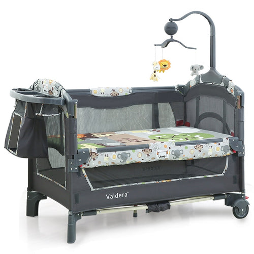 Portable Multifunctional Baby Cradle Bed