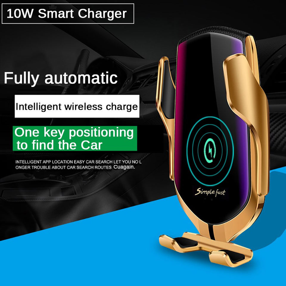 Automatic Car Mount Fast Wireless Charger