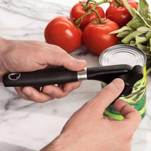 Stainless Steel Safe Cut Can Opener - MySlimStyle