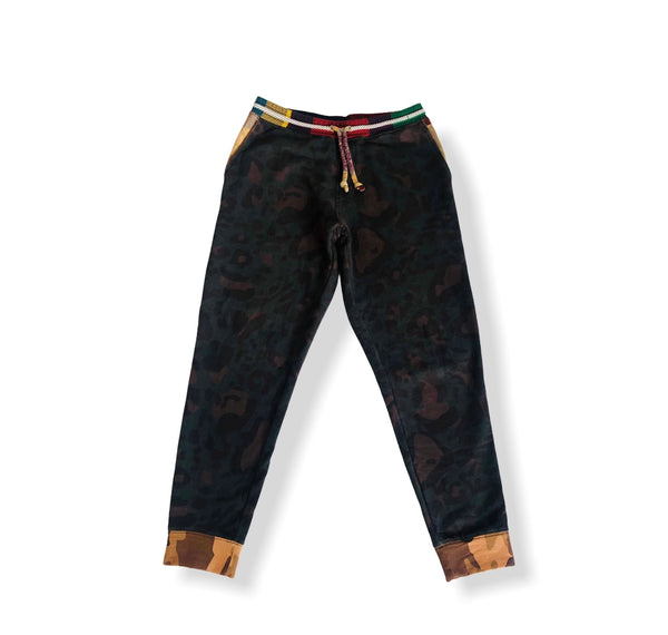 Basic Jogger - Cheetah Camo