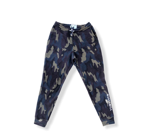 Basic Jogger - Midnight Camo