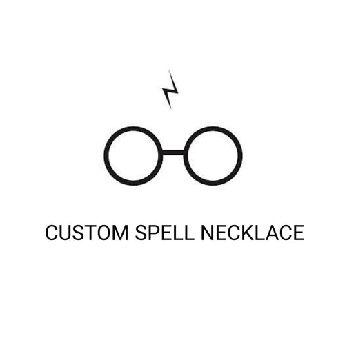 Spell Necklaces