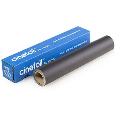 Cinefoil 50m Cineshop foil matte black