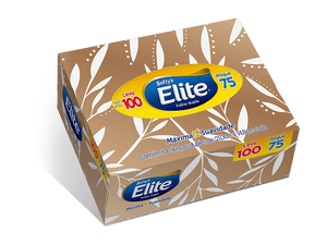 Lenço de papel Elite softys