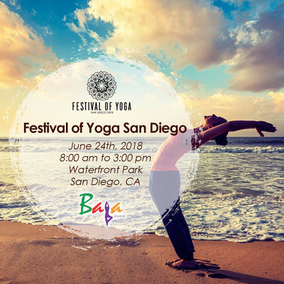 Festival of Yoga San Diego Is Here!