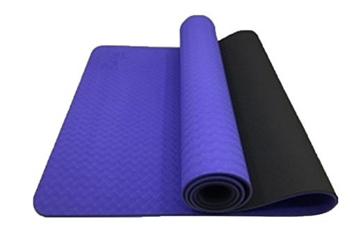 Alma Eco-TPE Yoga Mat 2 Tone 6mm