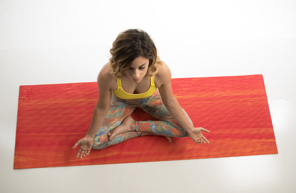 Boho Yoga Mat 4.5mm