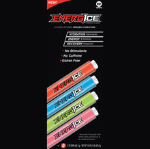 ENERGICE VARIETY PACK (40 BARS)