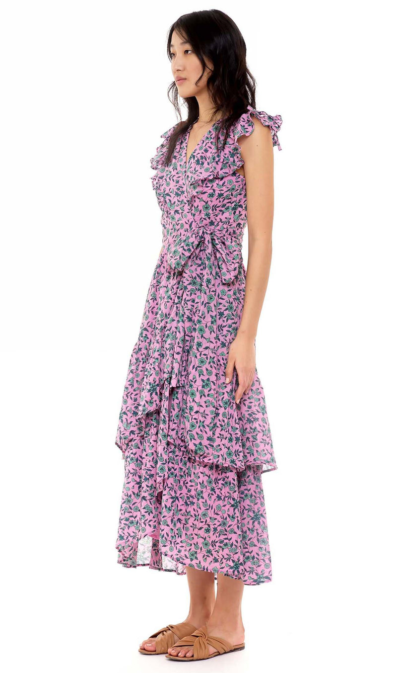 Carra Dress Audrey Sprig Sachet