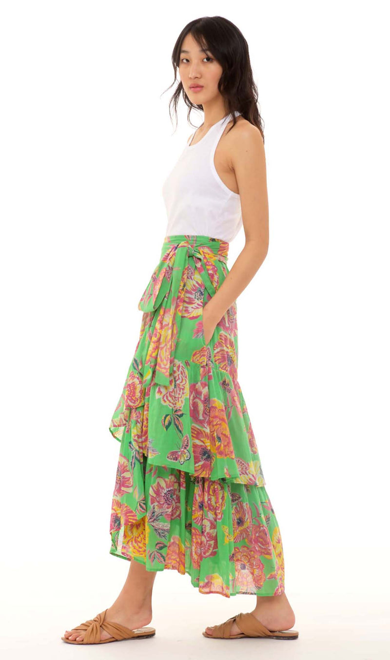 Frances Skirt Eliza's Rose Garden
