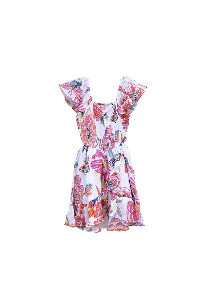 Kids Camila Dress Eliza's Rose Garden