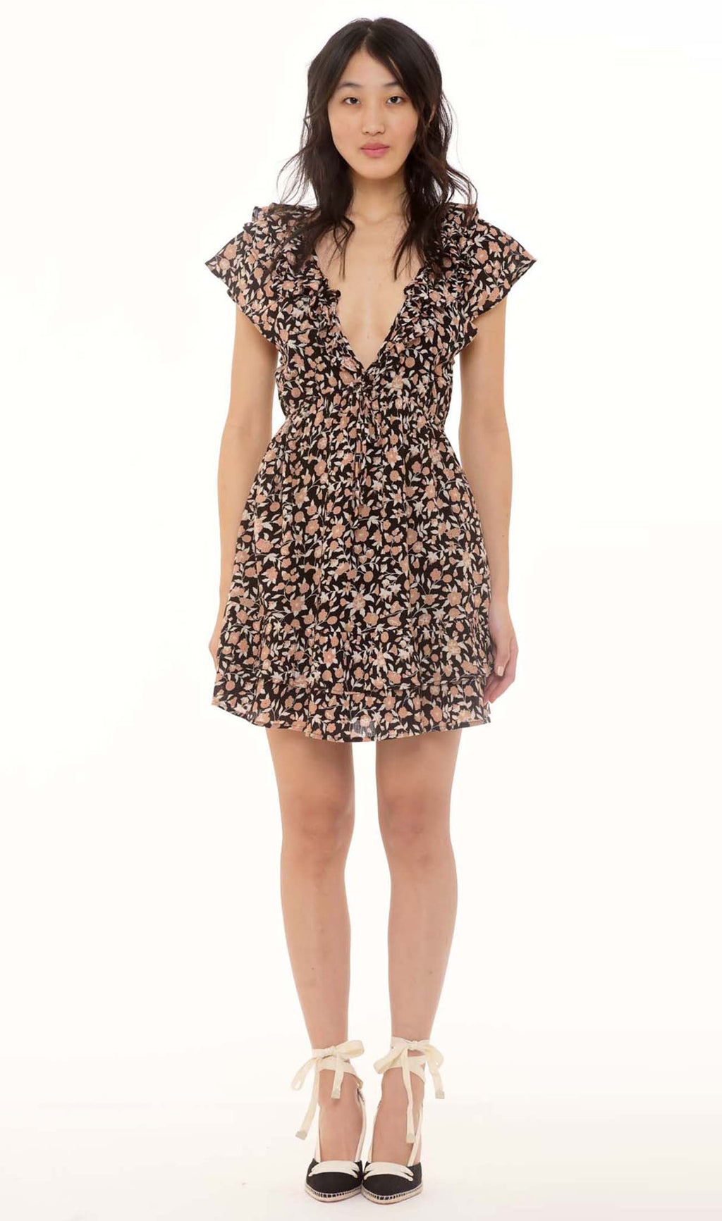 Marni Mini Dress Audrey Sprig