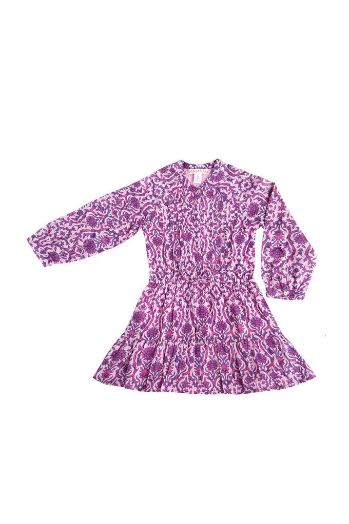 Kids Iris Dress Audrey Sprig Sachet