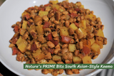Nature's PRIME Bits™ - All Natural, Non-GMO, 100% Plant-based Protein from Improved Nature®