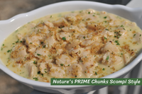 Nature's PRIME Chunks™ - All Natural, Non-GMO, 100% Plant-based Protein from Improved Nature®