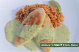 Nature's PRIME Filets™ - All Natural, Non-GMO, 100% Plant-based Protein from Improved Nature®
