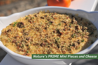 Nature's PRIME Mini Pieces™ - All Natural, Non-GMO, 100% Plant-based Protein from Improved Nature®