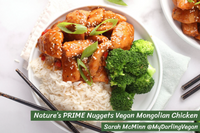 Nature's PRIME Nuggets™ - All Natural, Non-GMO, 100% Plant-based Protein from Improved Nature®