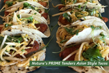 Nature's PRIME Tenders™ - All Natural, Non-GMO, 100% Plant-based Protein from Improved Nature®