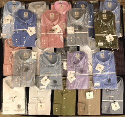 Bernard Weatherill 3 Shirts Random Bundle | Malford of London Savile Row and Luxury Formal Wear Sale Outlet
