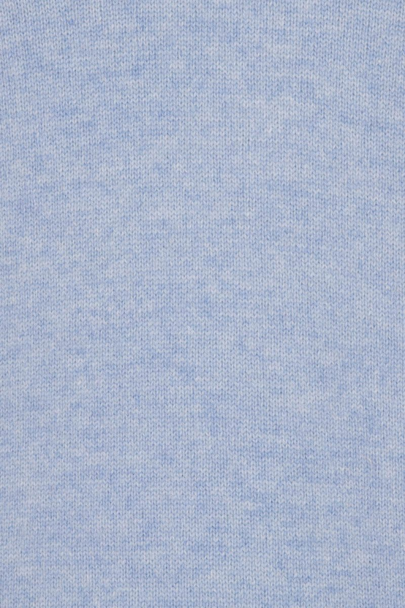 Bernard Weatherill Men's V-Neck Knit Harebell | Malford of London Savile Row and Luxury Formal Wear Sale Outlet