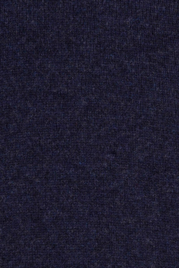 Bernard Weatherill Men's V-Neck Knit Indigo | Malford of London Savile Row and Luxury Formal Wear Sale Outlet