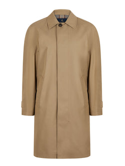 Brooks Brothers Classic Beige Trench Coat | Malford of London Savile Row and Luxury Formal Wear Sale Outlet