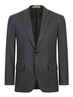 Brooks Brothers Grey Flannel Suit | Malford of London Savile Row and Luxury Formal Wear Sale Outlet