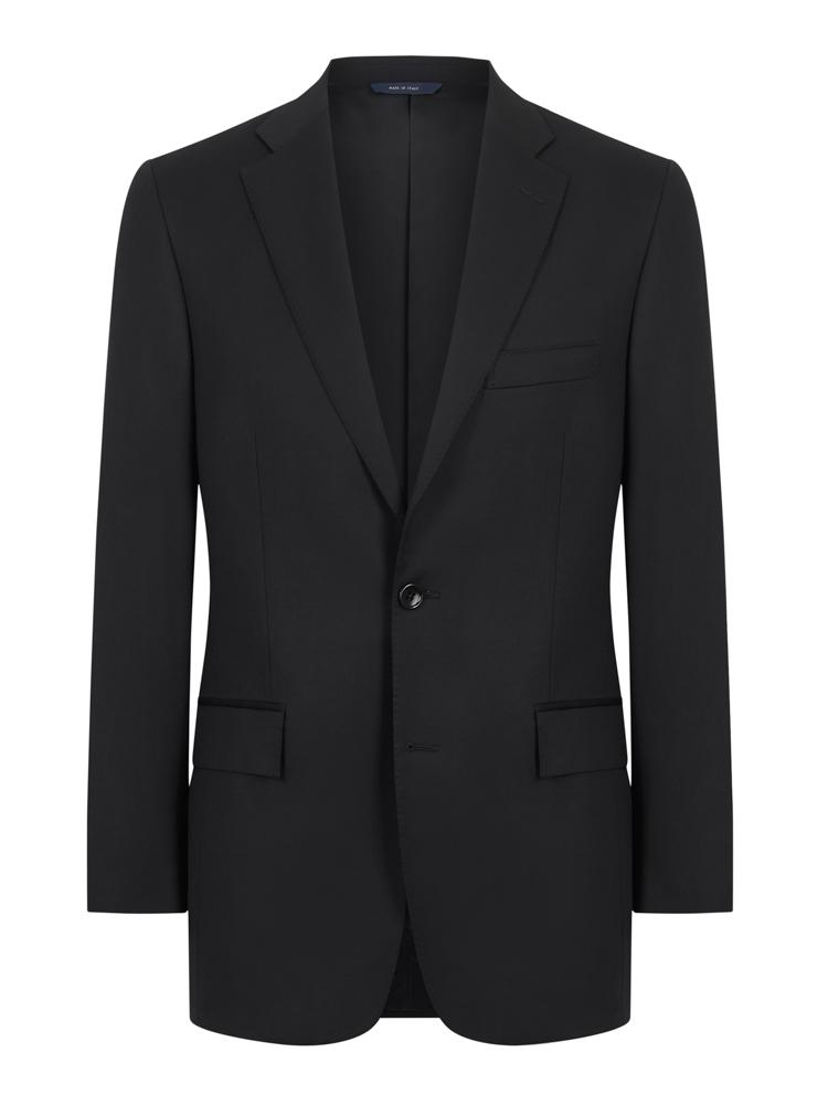 Brooks Brothers Regent Black Suit | Malford of London Savile Row and Luxury Formal Wear Sale Outlet