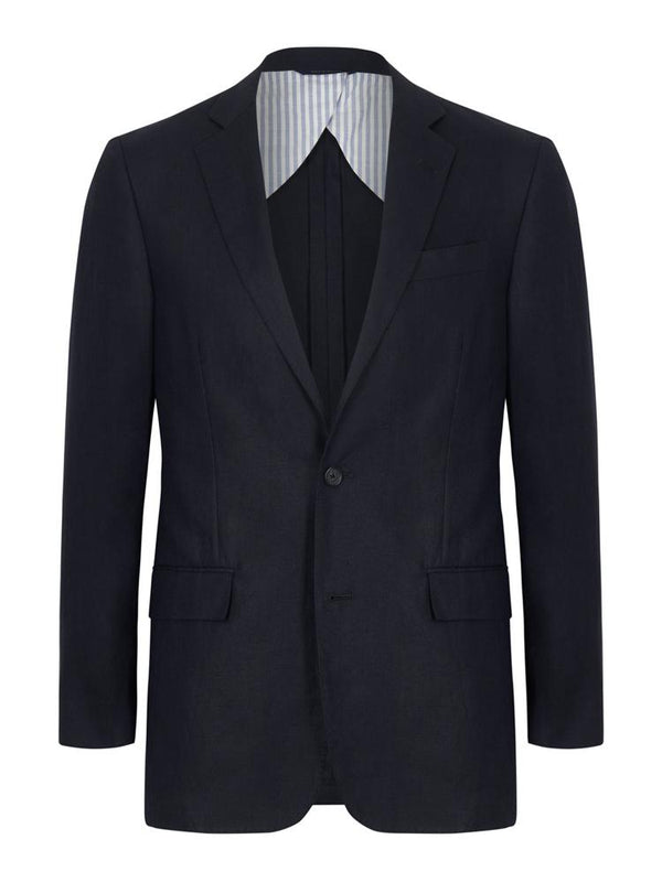 Brooks Brothers Regent Jacket Navy | Malford of London Savile Row and Luxury Formal Wear Sale Outlet