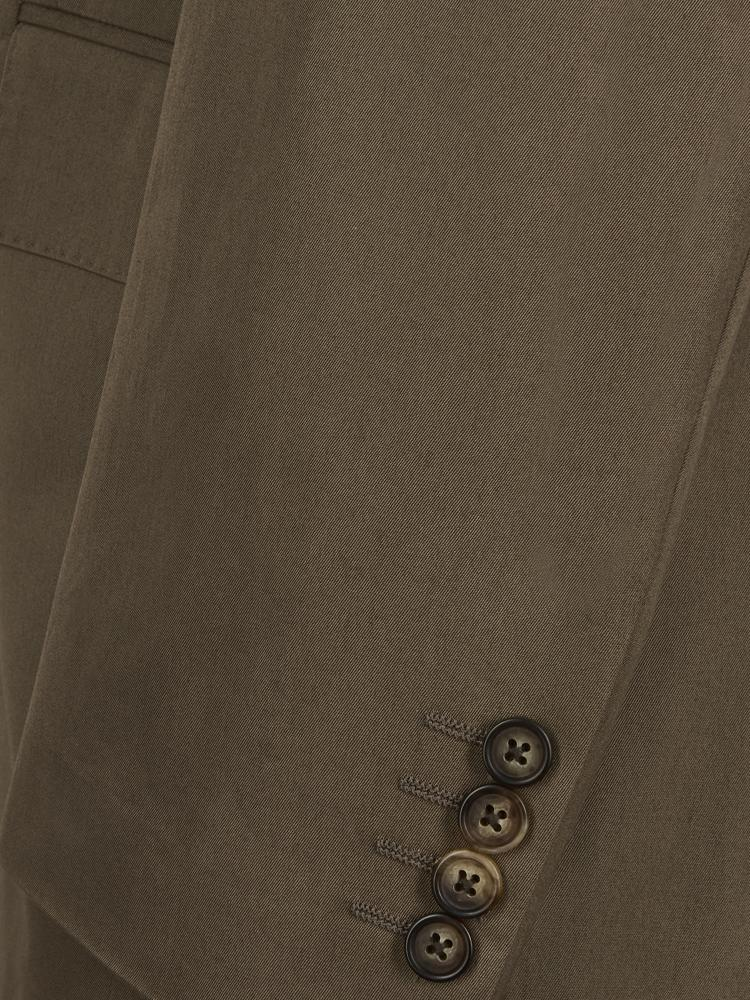Brooks Brothers Regent Suit Cotton Khaki | Malford of London Savile Row and Luxury Formal Wear Sale Outlet