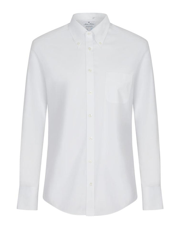 Brooks Brothers Soho Fit BD White Shirt | Malford of London Savile Row and Luxury Formal Wear Sale Outlet