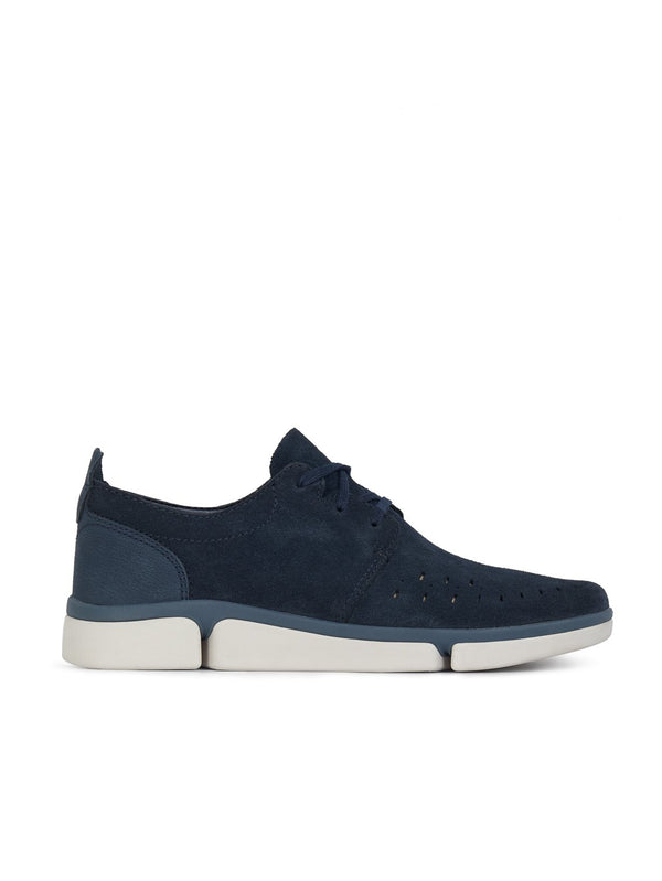 Clarks Tri Verve Boss Navy Combi | Malford of London Savile Row and Luxury Formal Wear Sale Outlet