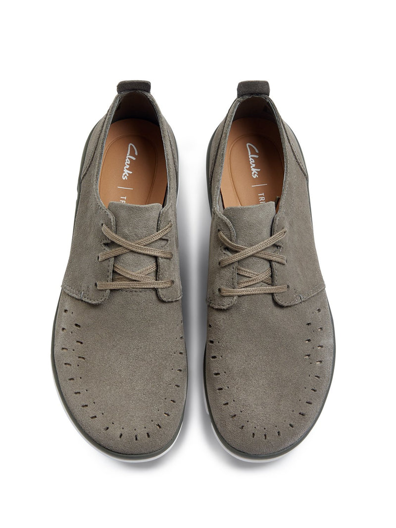Clarks Tri Verve Boss Sage Combi | Malford of London Savile Row and Luxury Formal Wear Sale Outlet