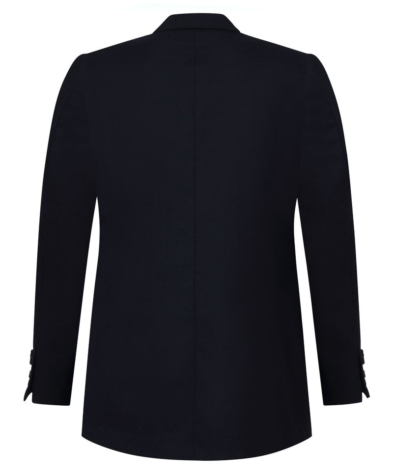 Hackett Navy Single Button Savile Row Wool Suit | Malford of London Savile Row and Luxury Formal Wear Sale Outlet
