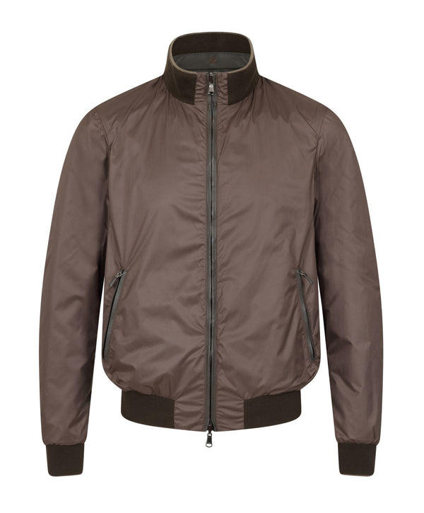 Hackett Reversible Bomber Jacket | Malford of London Savile Row and Luxury Formal Wear Sale Outlet