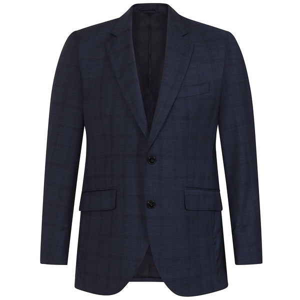 Hackett Savile Row Belgravia SB 2 Suit Navy | Malford of London Savile Row and Luxury Formal Wear Sale Outlet