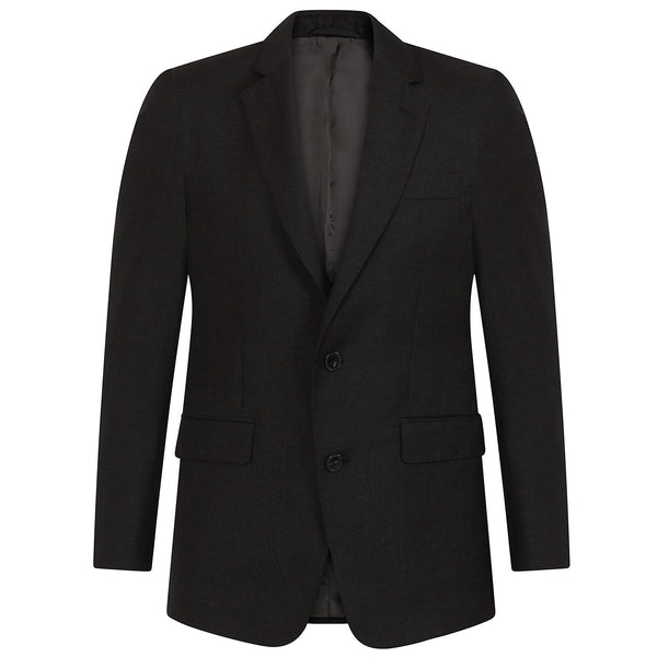 Hackett Savile Row DK Charcoal SB2 Plain Suit Charcoal | Malford of London Savile Row and Luxury Formal Wear Sale Outlet