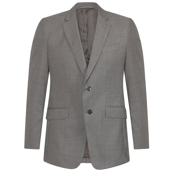 Hackett Savile Row Light Grey WPANE Suit Lt Grey | Malford of London Savile Row and Luxury Formal Wear Sale Outlet
