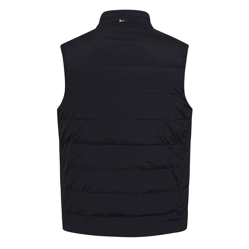 Hackett Savile Row LW Gilet Navy | Malford of London Savile Row and Luxury Formal Wear Sale Outlet